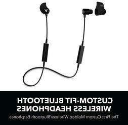 Decibullz WL2-BLK Custom Molded Fit Wireless / Bluetooth Ear