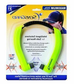 SensGard ZEM SG-31 Hearing Protection Device NRR 31dB